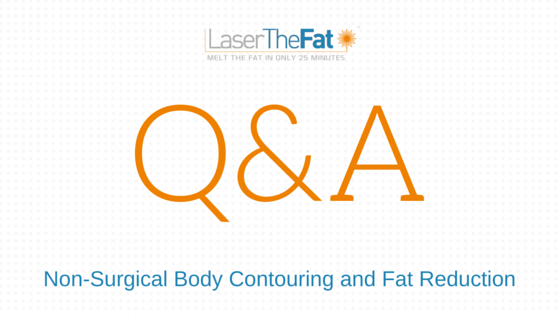 Non-Surgical Body Contouring and Fat Reduction-LaserTheFat.com