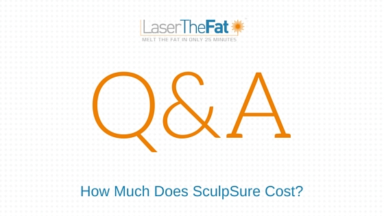 SculpSure Cost $35 Per Treatment Area