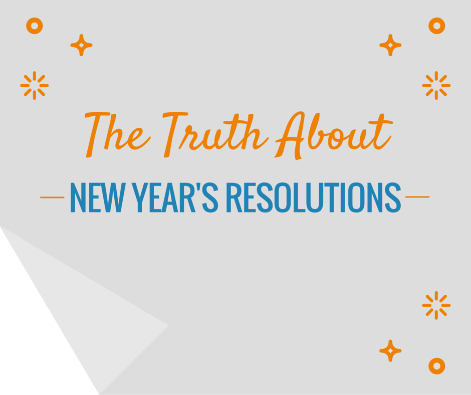 The Truth About New Year's Resolutions | LaserTheFat.com