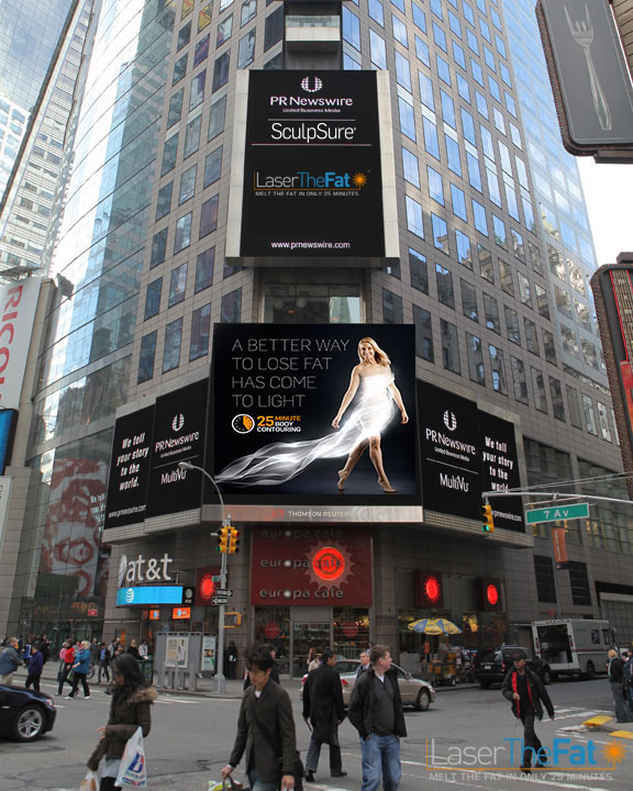 CynoSure Brings the Speed of Light to Non-Invasive Body Contouring...Introducing SculpSure