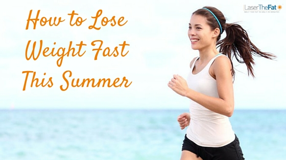 How to Lose Weight Fast This Summer